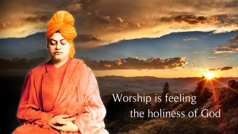 swami vivekananda idol worship story