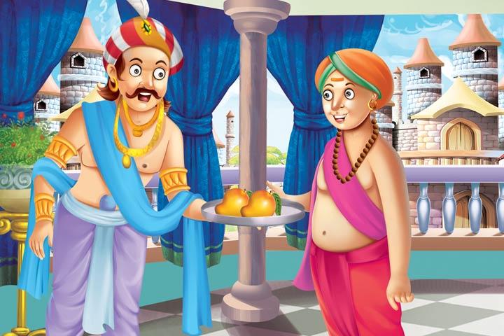 ರಾಜಮನೆತನದ ಕೊನೆಯಾಸೆ – ತೆನಾಲಿರಾಮ ಕಥೆಗಳು #೧